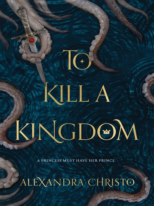 Cover of To Kill a Kingdom
