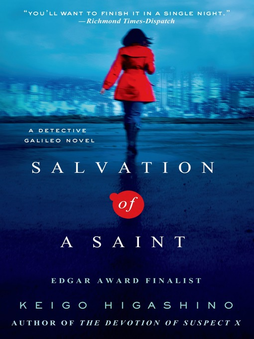 Title details for Salvation of a Saint by Keigo Higashino - Wait list