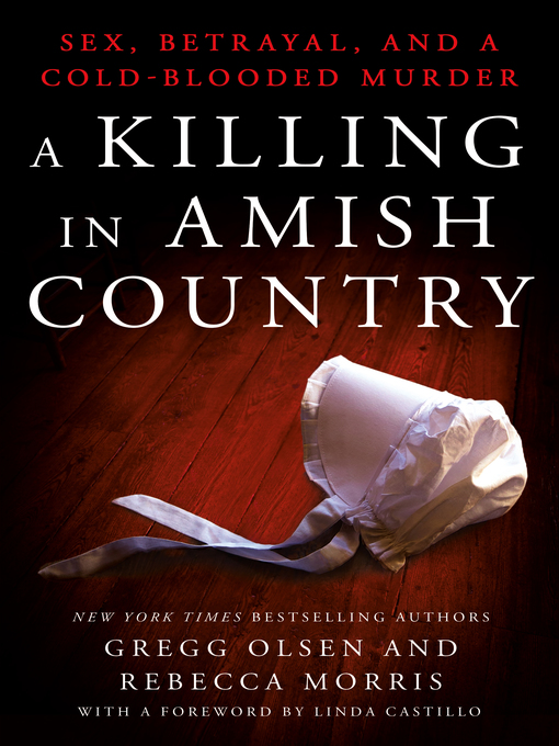 Cover image for A Killing in Amish Country