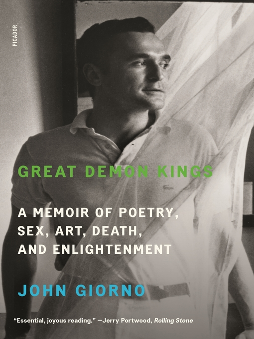 Title details for Great Demon Kings by John Giorno - Wait list