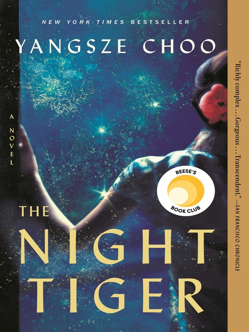 Title details for The Night Tiger by Yangsze Choo - Wait list