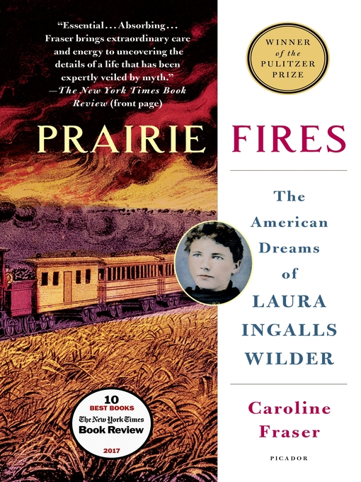 Cover of Prairie Fires