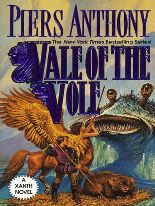 Cover of Vale of the Vole