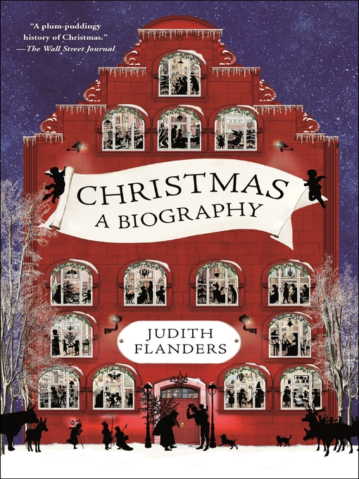 Title details for Christmas by Judith Flanders - Wait list