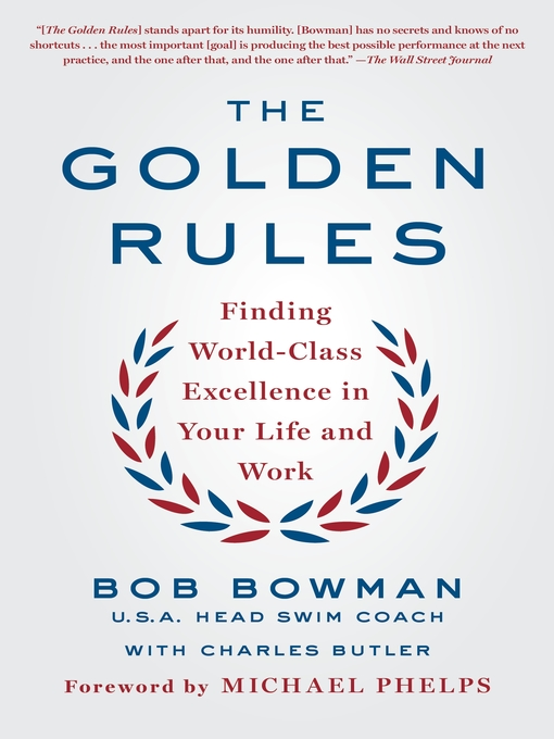 Title details for The Golden Rules by Bob Bowman - Available