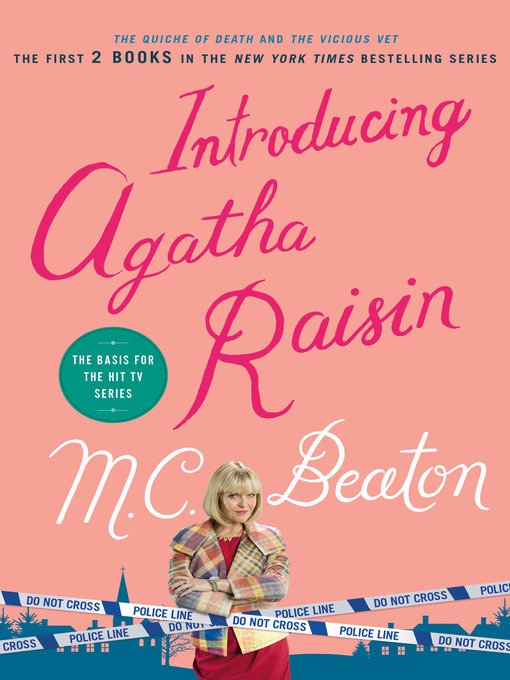 Title details for Introducing Agatha Raisin by M. C. Beaton - Wait list