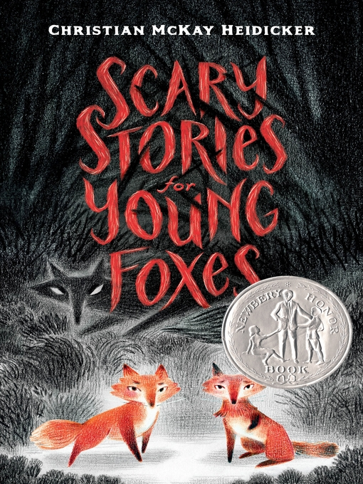 Scary Stories for Young Foxes, book cover