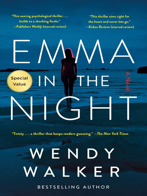 Title details for Emma in the Night by Wendy Walker - Available
