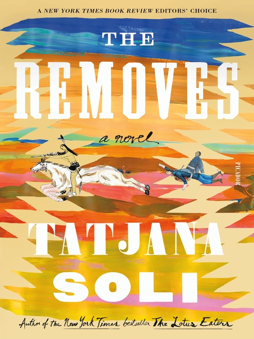 Title details for The Removes by Tatjana Soli - Wait list