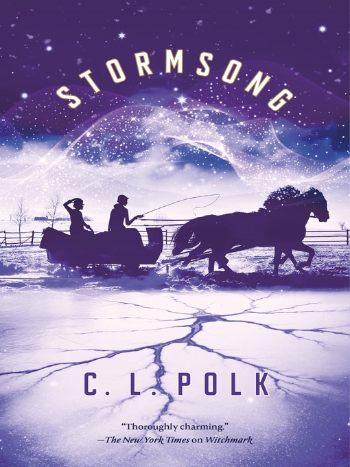 Title details for Stormsong by C. L. Polk - Available