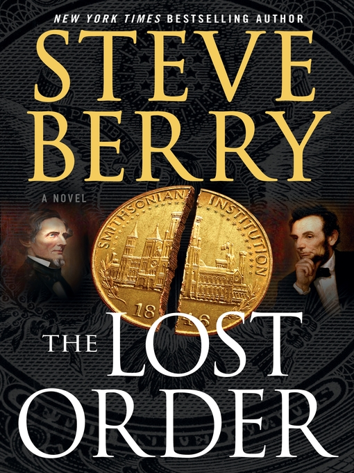 Title details for The Lost Order--A Novel by Steve Berry - Wait list