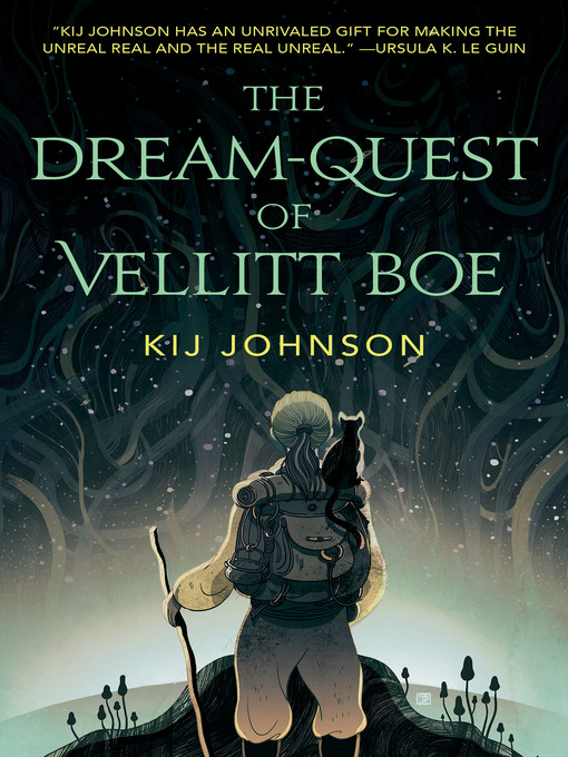 Title details for The Dream-Quest of Vellitt Boe by Kij Johnson - Wait list