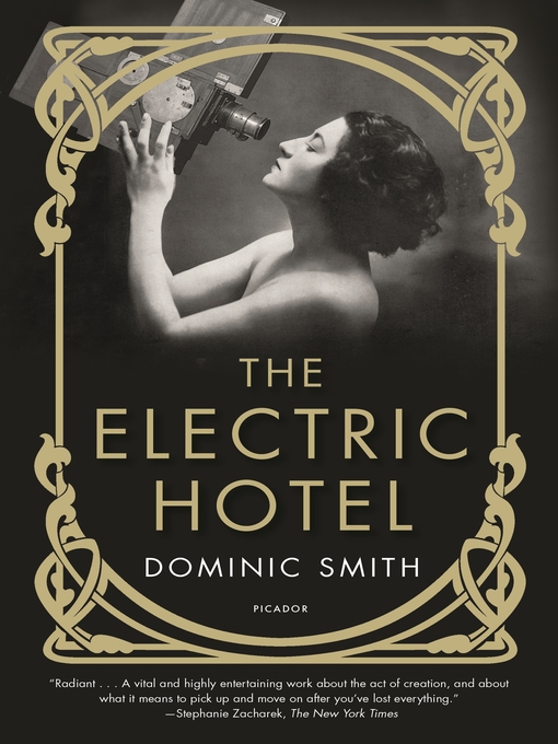 Title details for The Electric Hotel by Dominic Smith - Available
