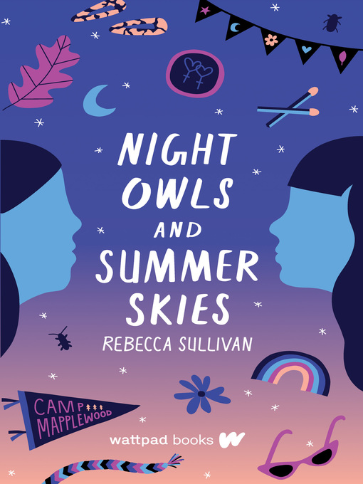 Title details for Night Owls and Summer Skies by Rebecca Sullivan - Available