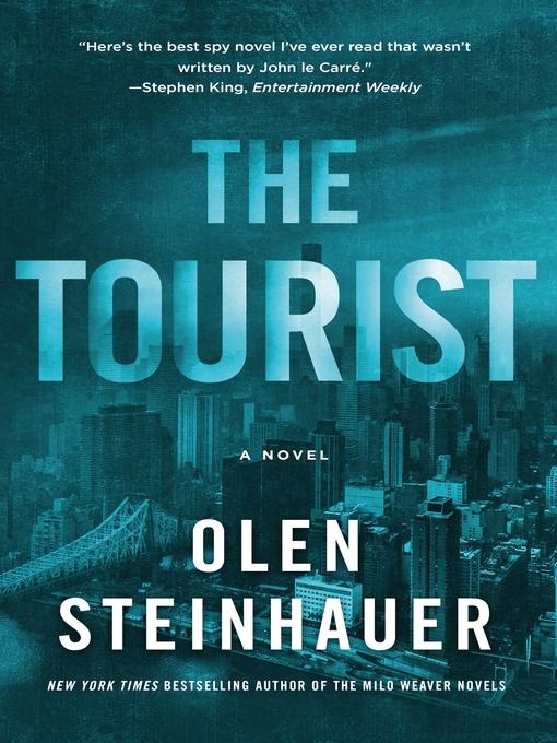 Title details for The Tourist by Olen Steinhauer - Wait list