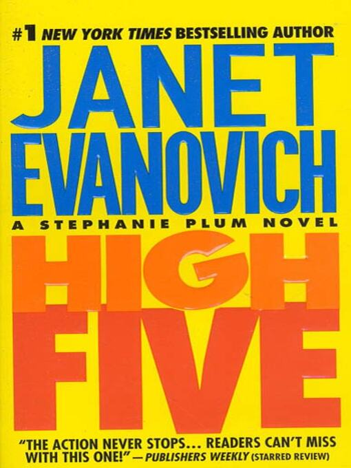 Title details for High Five by Janet Evanovich - Wait list
