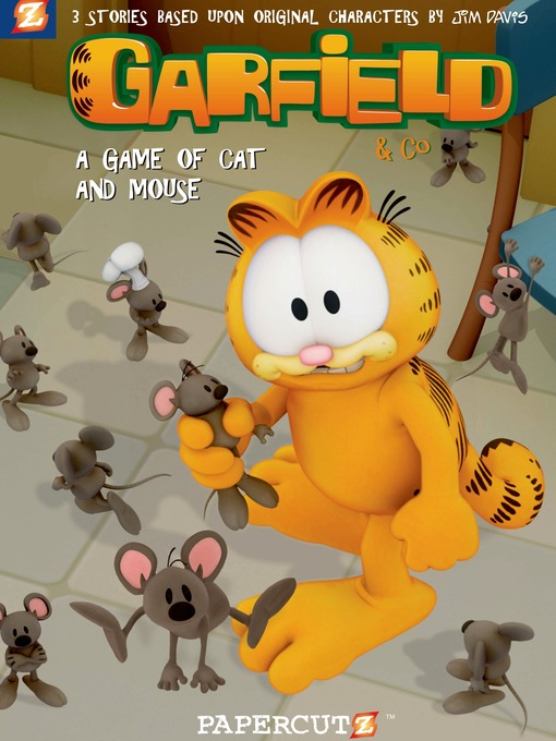 Title details for A Game of Cat and Mouse by Jim Davis - Wait list