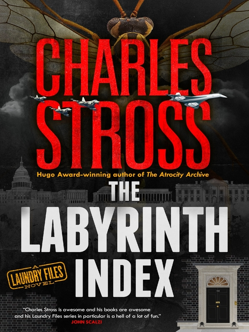 Cover of The Labyrinth Index