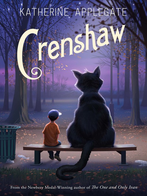Title details for Crenshaw by Katherine Applegate - Wait list