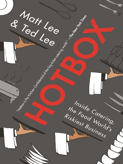 Title details for Hotbox by Matt Lee - Wait list