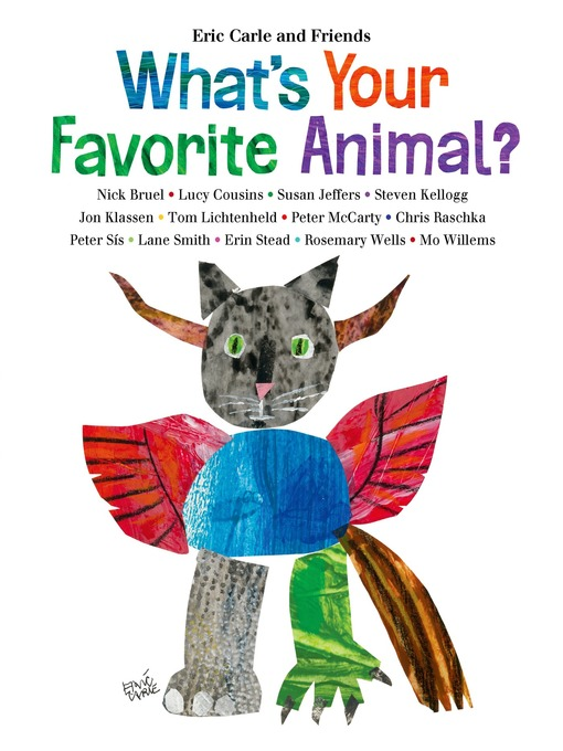 Title details for What's Your Favorite Animal? by Eric Carle - Available