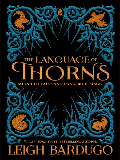 Titelansicht von The Language of Thorns