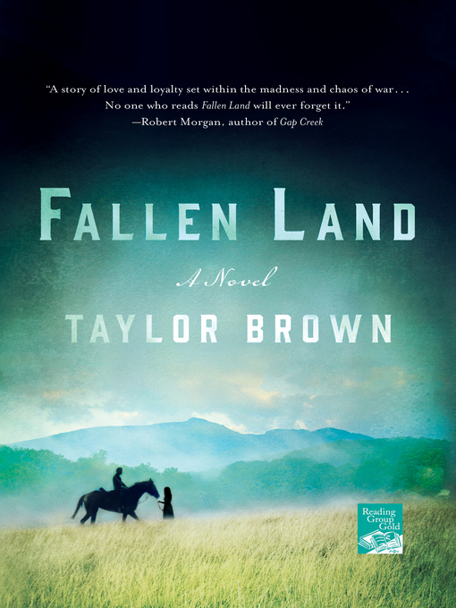 Title details for Fallen Land by Taylor Brown - Wait list