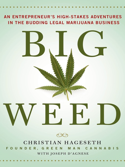 Title details for Big Weed by Christian Hageseth - Available