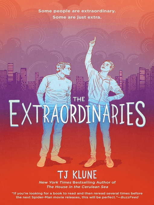 Title details for The Extraordinaries by TJ Klune - Wait list