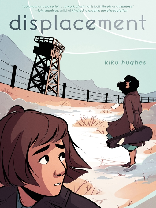 Title details for Displacement by Kiku Hughes - Available