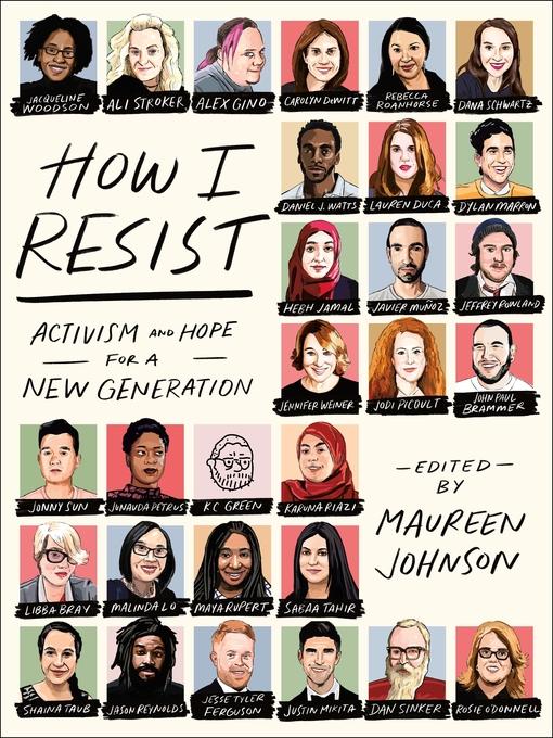Title details for How I Resist by Maureen Johnson - Wait list