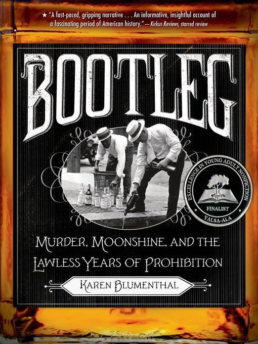 Title details for Bootleg by Karen Blumenthal - Wait list