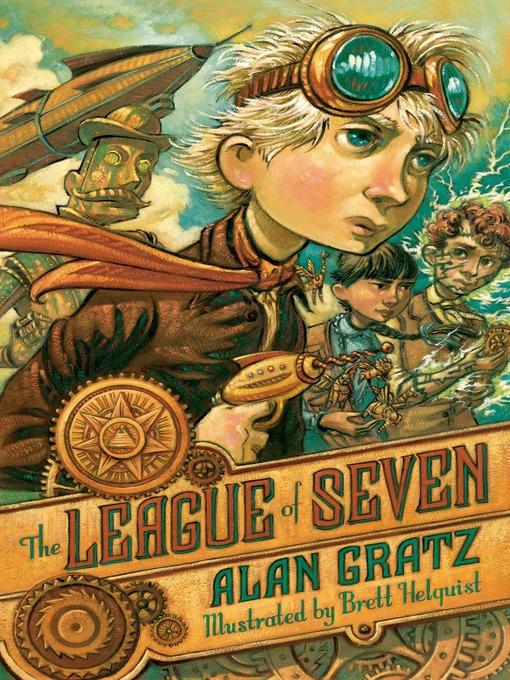 Title details for The League of Seven by Alan Gratz - Wait list