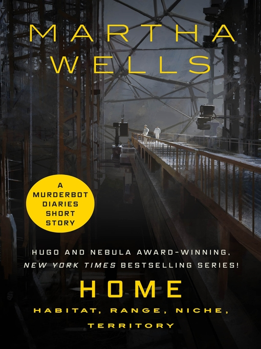 Title details for Home by Martha Wells - Wait list