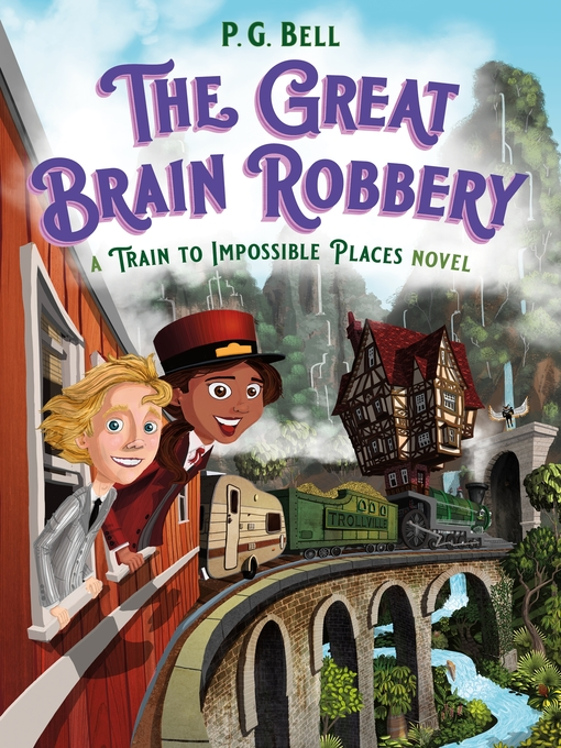 Title details for The Great Brain Robbery by P. G. Bell - Wait list