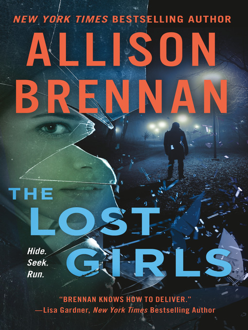 Title details for The Lost Girls by Allison Brennan - Wait list