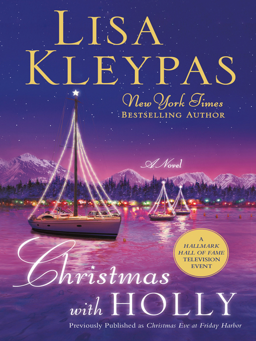 Title details for Christmas with Holly by Lisa Kleypas - Wait list