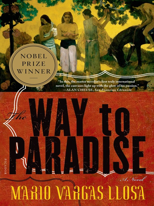 Title details for The Way to Paradise by Mario Vargas Llosa - Available