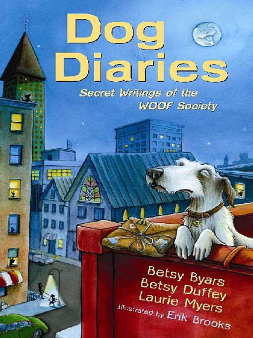 Title details for Dog Diaries by Erik Brooks - Available