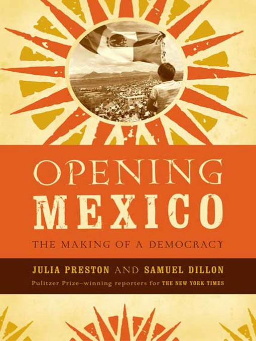 Cover image for Opening Mexico