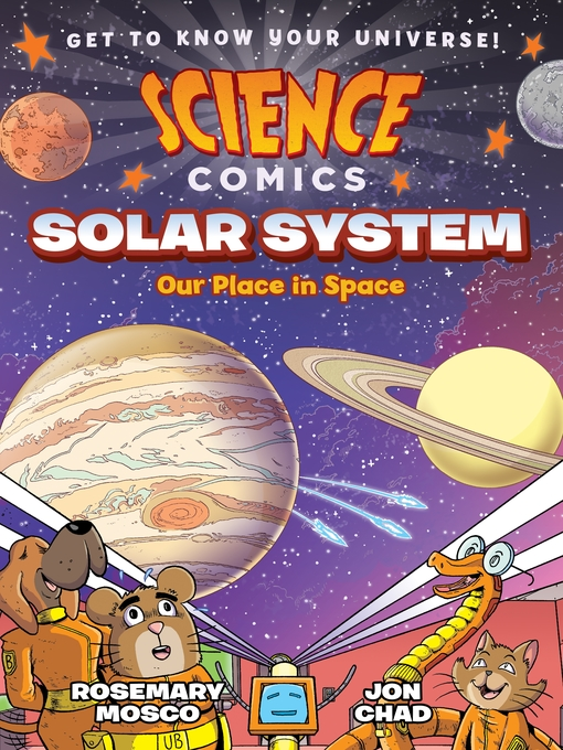 Title details for Solar System by Rosemary Mosco - Available