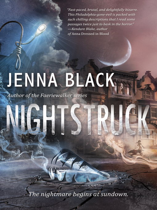 Title details for Nightstruck by Jenna Black - Available
