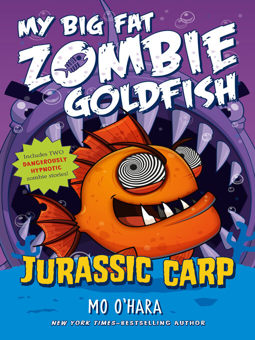 Title details for Jurassic Carp by Mo O'Hara - Available
