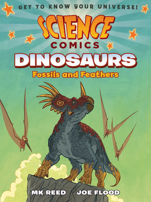 Title details for Science Comics--Dinosaurs by MK Reed - Wait list