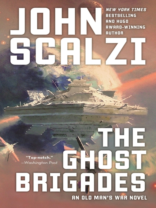 Title details for The Ghost Brigades by John Scalzi - Wait list