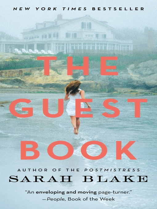 The Guest Book Book Cover