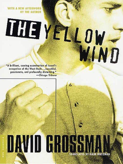 Cover of The Yellow Wind