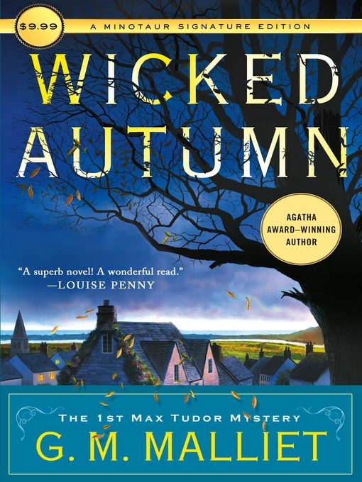 Title details for Wicked Autumn by G. M. Malliet - Available