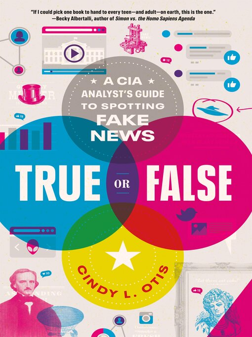 Title details for True or False by Cindy L. Otis - Available