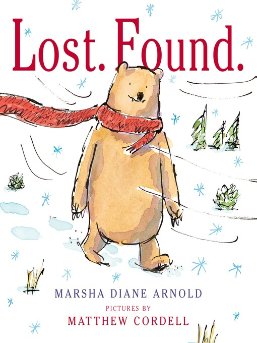 Lost. Found. A Picture Book